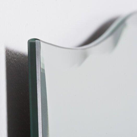 Decor Wonderland Allison Modern Wall Mirror
