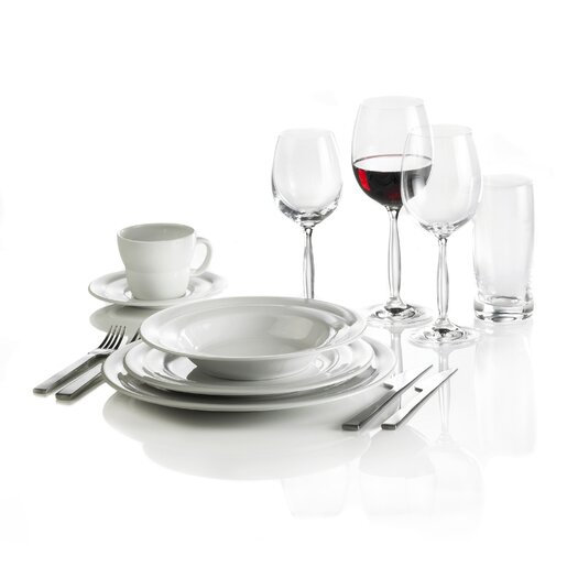 Opera Dinnerware Collection-Opera Lunch Plate