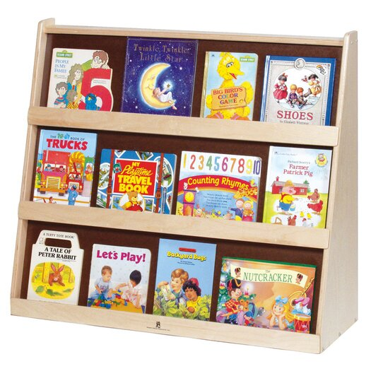 """Steffy Wood Products 31"""" Book Display"""