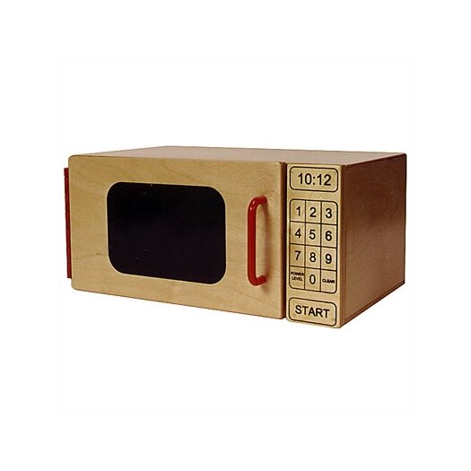 Steffy Wood Products Microwave Oven