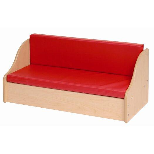 Steffy Wood Products Kid's Sofa