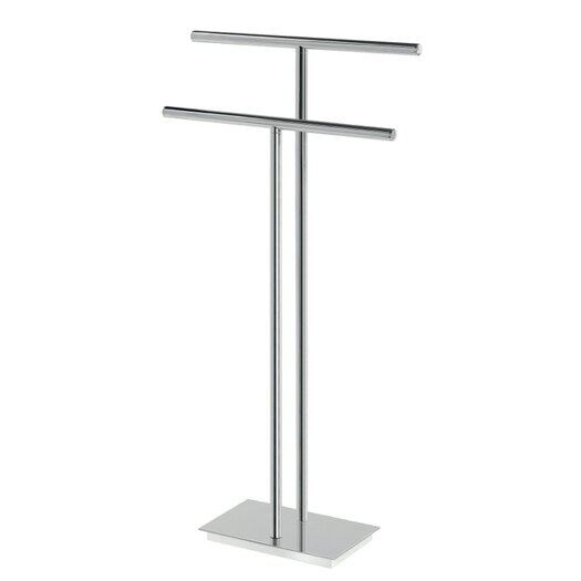 Gedy by Nameeks Bermuda Free Standing Towel Stand