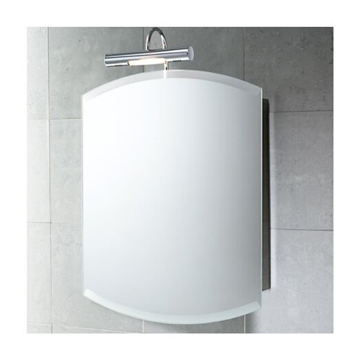 """Gedy by Nameeks Kora 20.1"""" x 25.4"""" Surface Mounted Medicine Cabinet"""
