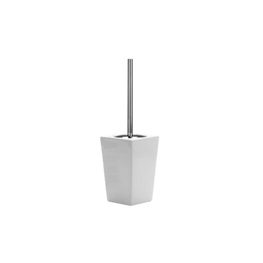 Gedy by Nameeks Jamila Free Standing Toilet Brush and Holder