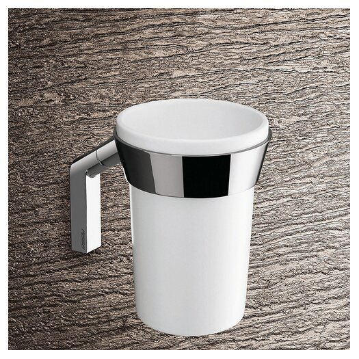 Gedy by Nameeks Karma Wall Mounted Toothbrush Holder