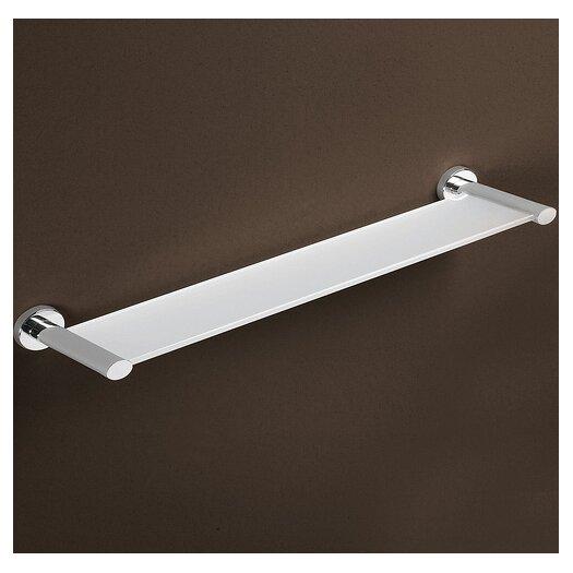 """Gedy by Nameeks Texas 23.6"""" x 1.58"""" Bathroom Shelf"""