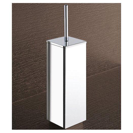 Gedy by Nameeks Kansas Toilet Brush Holder in Chrome