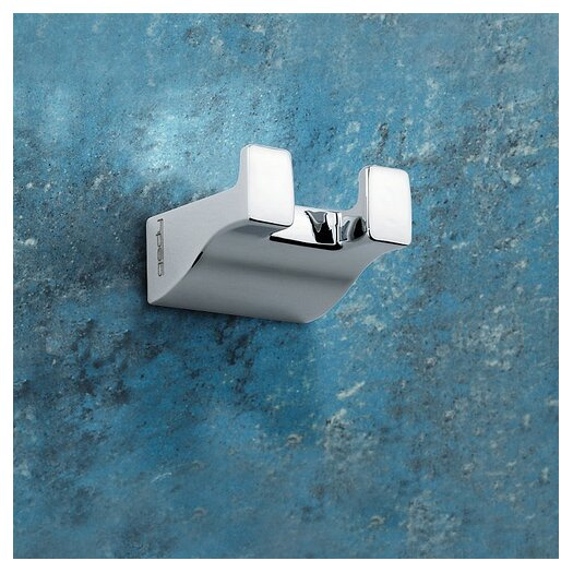Gedy by Nameeks Glamour Wall Mounted Double Robe Hook