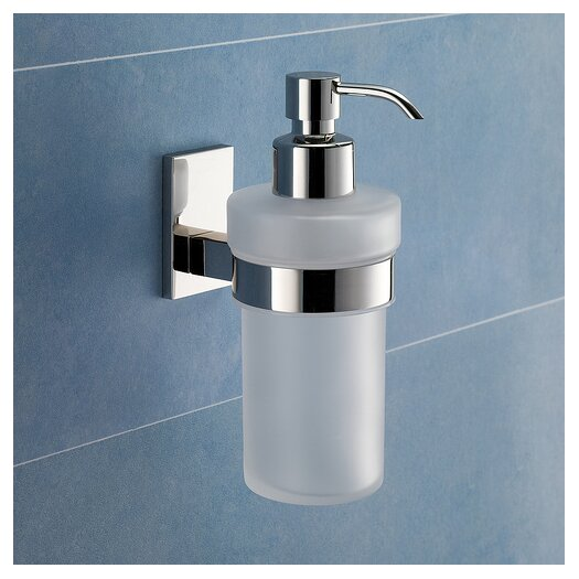 Gedy by Nameeks Maine Wall Mounted Soap Dispenser