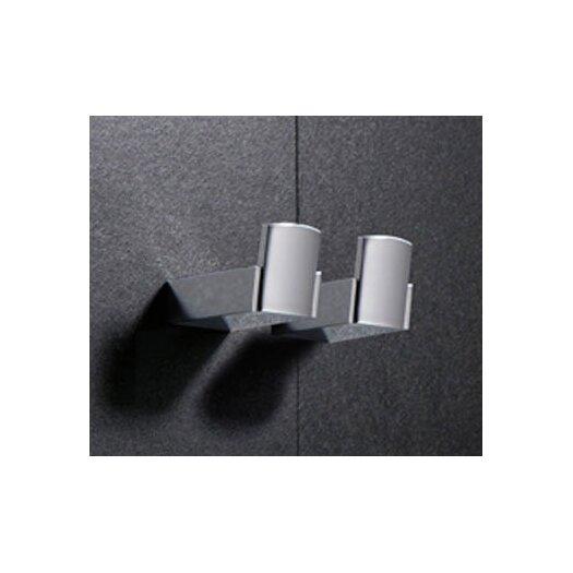Gedy by Nameeks Kent Wall Mounted Bathroom Robe Hook