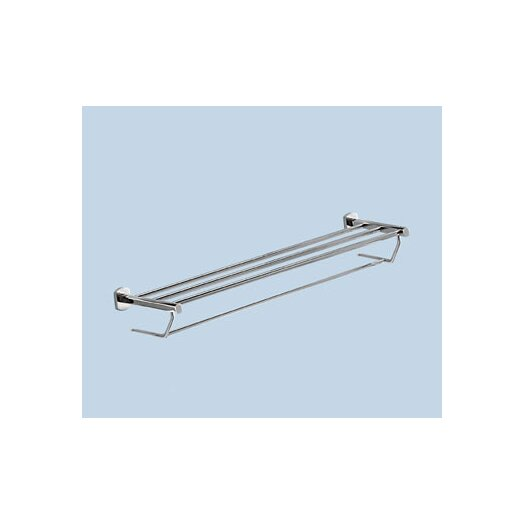 Gedy by Nameeks Edera Wall Mounted Double Towel Rack