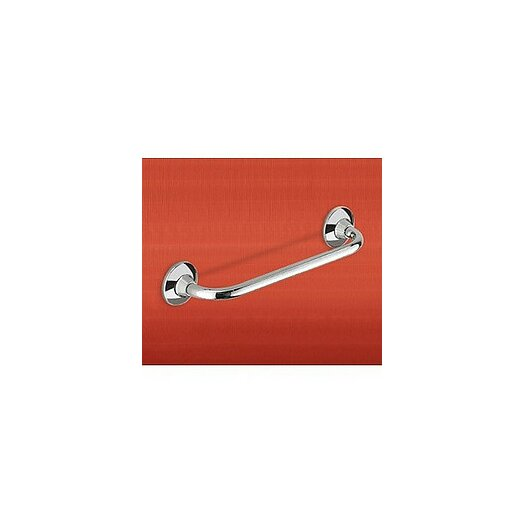 """Gedy by Nameeks Ascot 12"""" Wall Mounted Towel Bar"""