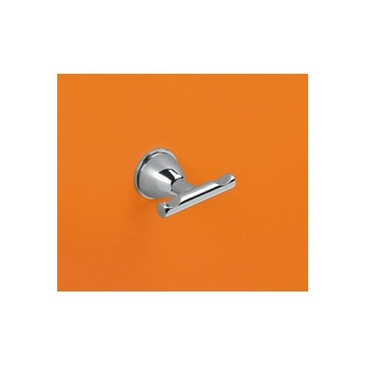 Gedy by Nameeks Genziana Wall Mounted Double Hook
