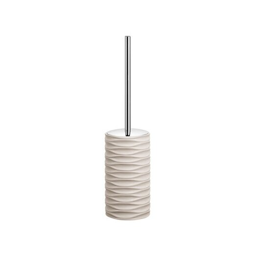 Gedy by Nameeks Ortensia Free Standing Toilet Brush and Holder
