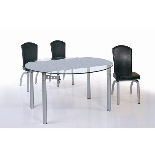 Hokku Designs Aaden Extendable Dining Table