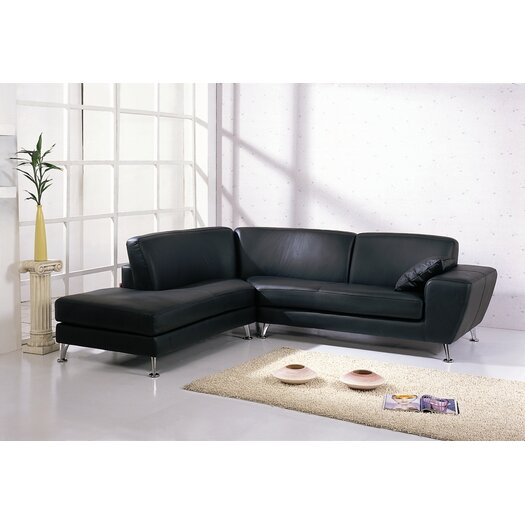 Beverly Hills Furniture Julie Sectional