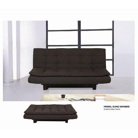 Beverly Hills Furniture Convertible Sofa