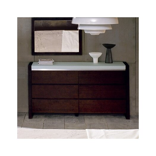 Beverly Hills Furniture Metro 6 Drawer Dresser
