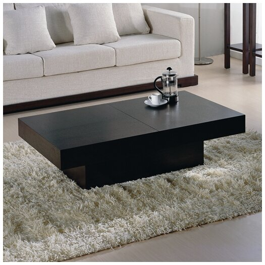 Beverly Hills Furniture Nile Motion Coffee Table Allmodern