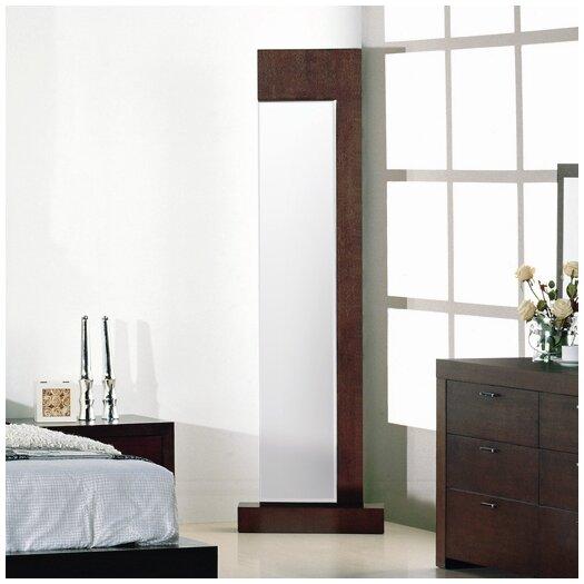 Beverly Hills Furniture Traxler Standing Mirror