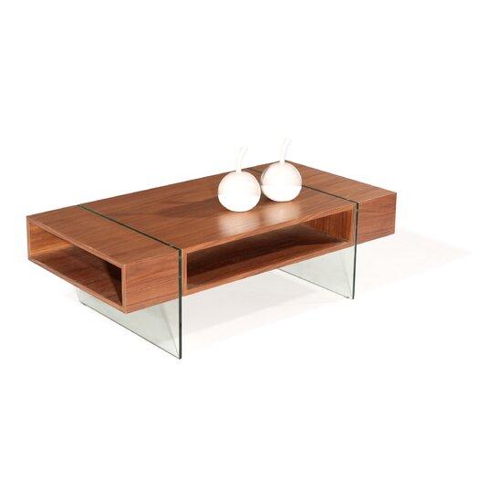 Beverly hills furniture stilt coffee table allmodern