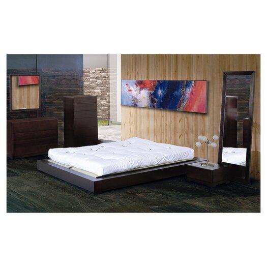 Beverly Hills Furniture Zen Platform Bed