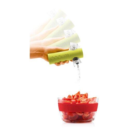 Bodum Bistro Turnable Salt and Pepper Grinder in Green