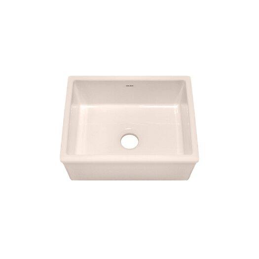 """Julien F110 23.5"""" x 18.13"""" Undermount Single Bowl Kitchen Sink"""