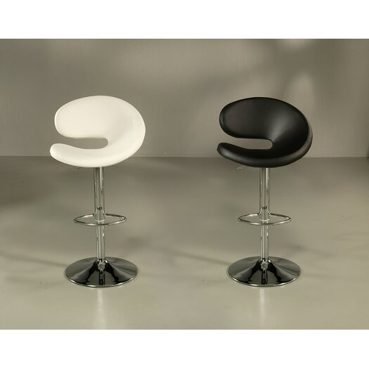 Pastel Furniture Gilbraltar Adjustable Height Bar Stool