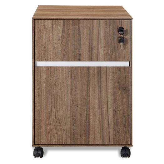 Jesper Office 300 Series Mobile File Cabinet