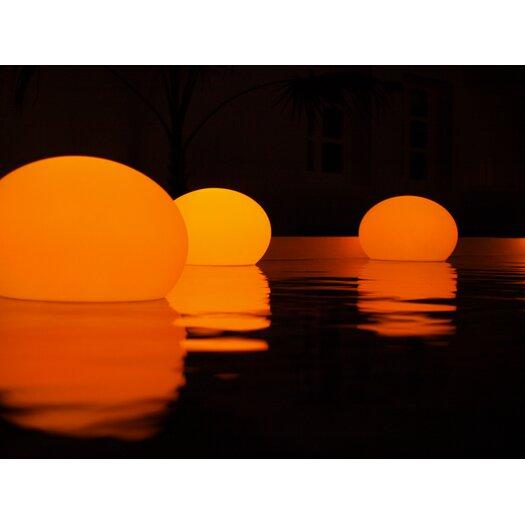 Smart & Green Big Flatball LED 1 Light Deck Light
