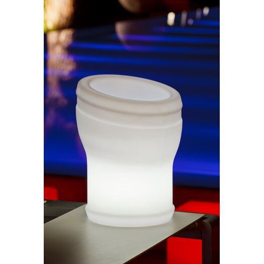 Smart & Green Illuseo LED 1 Light Deck Lighting