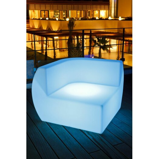 Smart & Green Side Luminous Chair