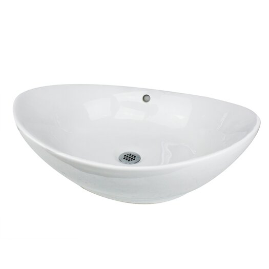 Nantucket Sinks Vessel Bathroom Sink
