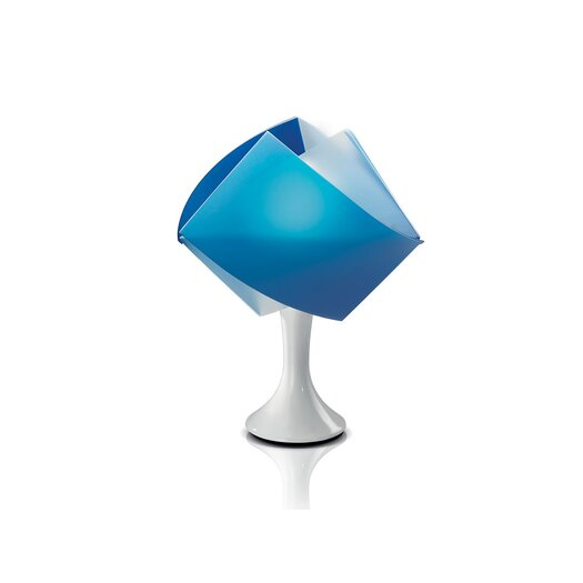 """SLAMP Gemmy Abat-Jour 13"""" H Table Lamp with Novelty Shade"""