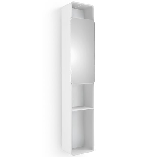 "WS Bath Collections Linea Bej 12.2"" x 62.99"" Surface Mount Medicine Cabinet"