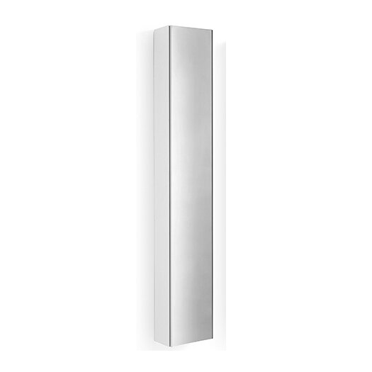 """WS Bath Collections Linea Ciacole 10.43"""" x 62.6"""" Surface Mount Medicine Cabinet"""