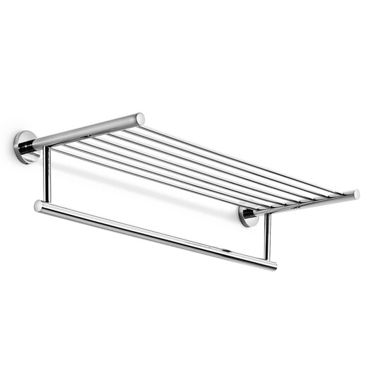 WS Bath Collections Spritz Wall Mounted Towel Rack