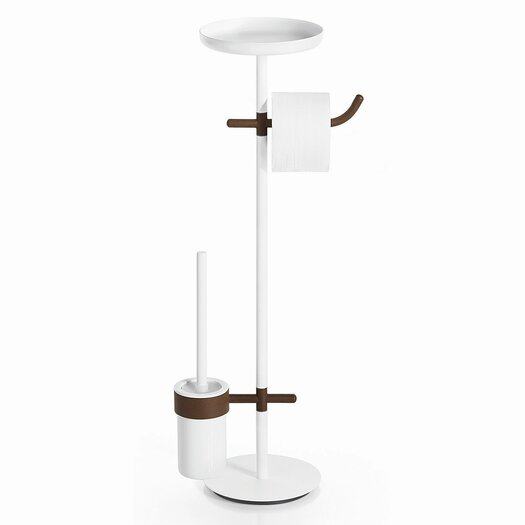 WS Bath Collections Complements Freestanding Ranpin Towel Stand