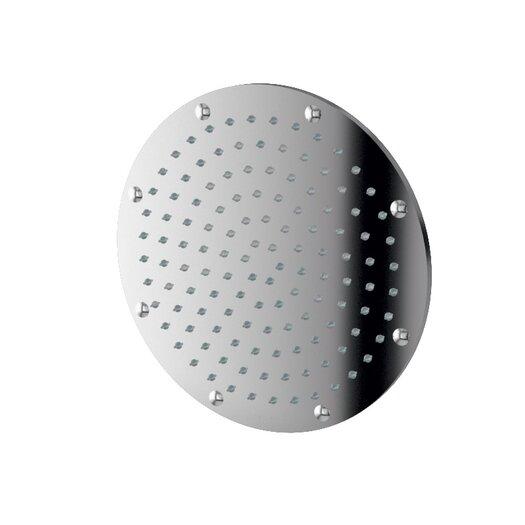"WS Bath Collections Linea 9.1"" x 9.1"" Round Supioni Shower Head"