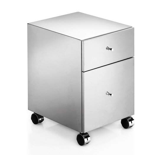 WS Bath Collections Linea Storage Cabinet