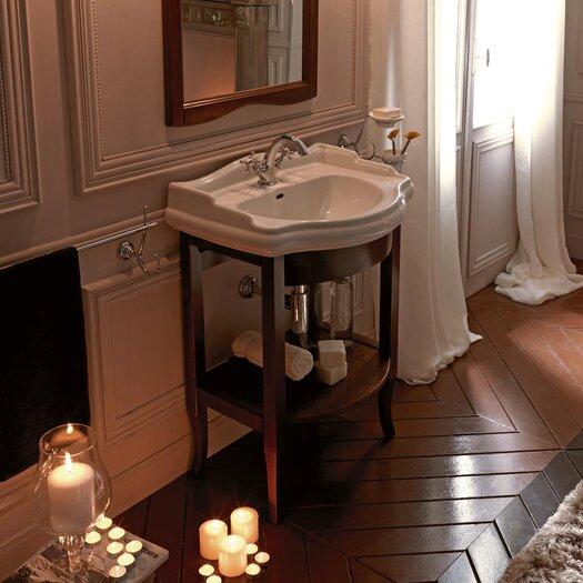 """WS Bath Collections Kerasan Retro 27"""" Single Console Bathroom Vanity Set"""