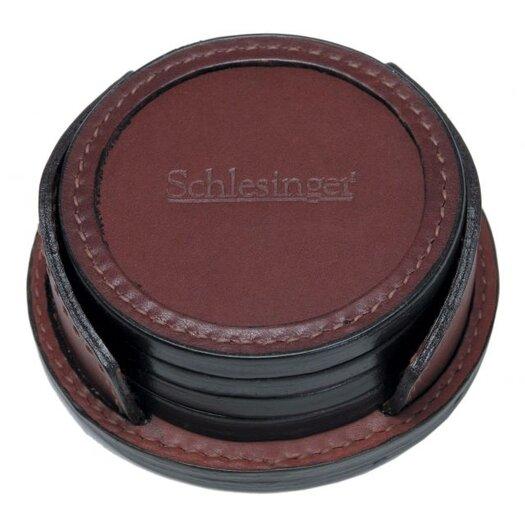 Korchmar Leather Coasters