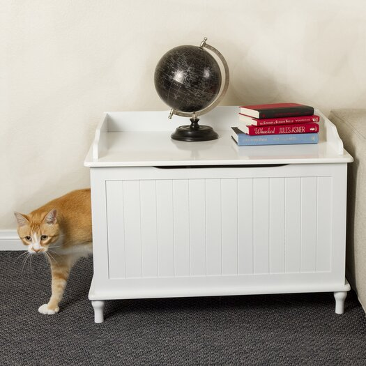 Designer Pet Products Mia Litter Box Enclosure
