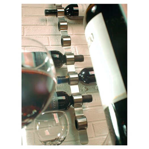 Cioso 8 Bottle Wall Mounted Wine Rack