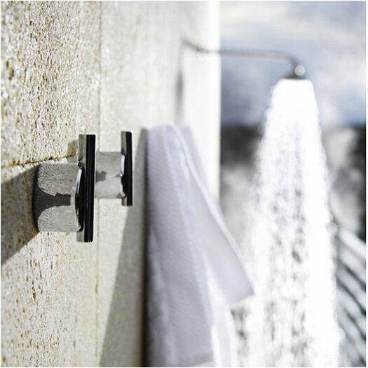 Blomus Duo Wall Mounted Towel Hook