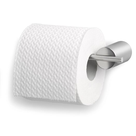 Blomus Duo Polished Toilet Roll Holder