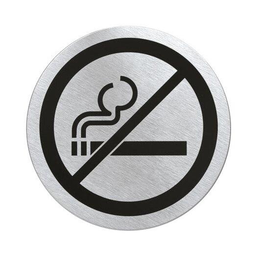 "Blomus Signo Door Plate ""No Smoking"""