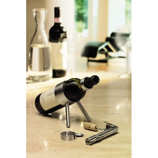Blomus Cino 1 Bottle Tabletop Wine Rack