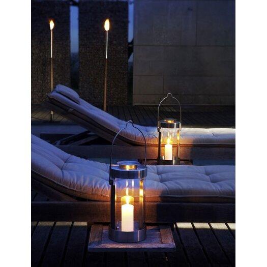 Blomus Lumbra Lantern with Candle